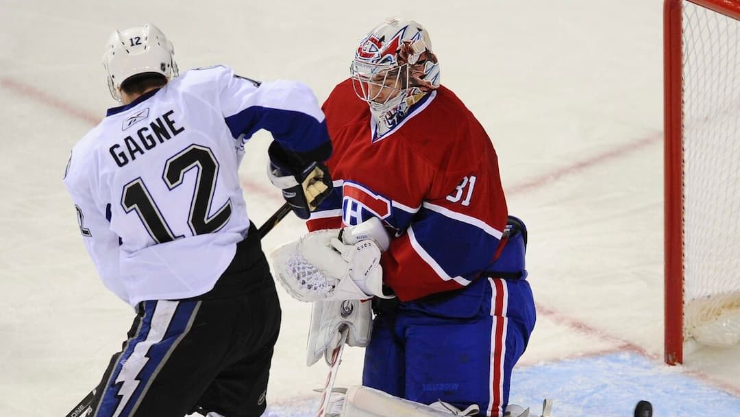 Lightning c. Canadiens
