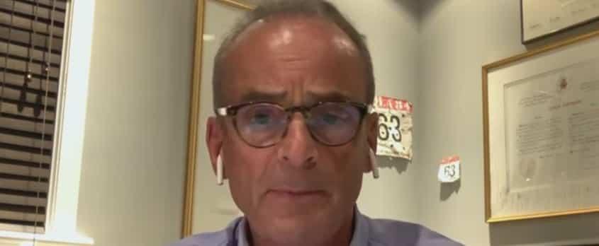 «Je suis tombé deux fois»: Louis Garneau raconte son calvaire