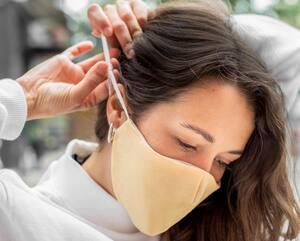 Image principale de l'article Maskné : le masque peut-il causer de l'acné?