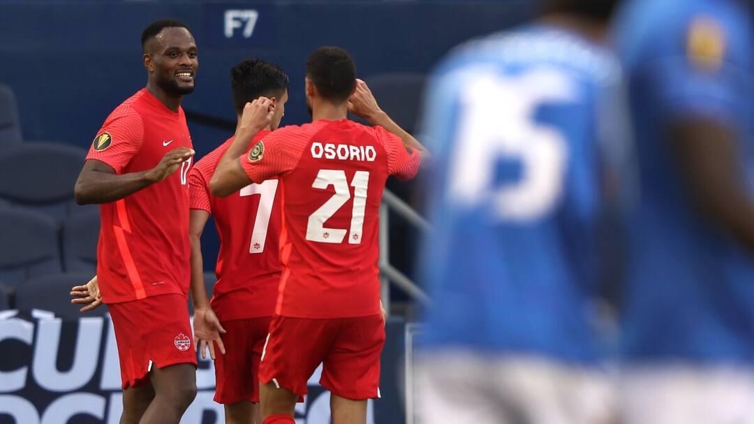 FOI-SOC-SPO-HAITI-V-CANADA:-GROUP-B---2021-CONCACAF-GOLD-CUP