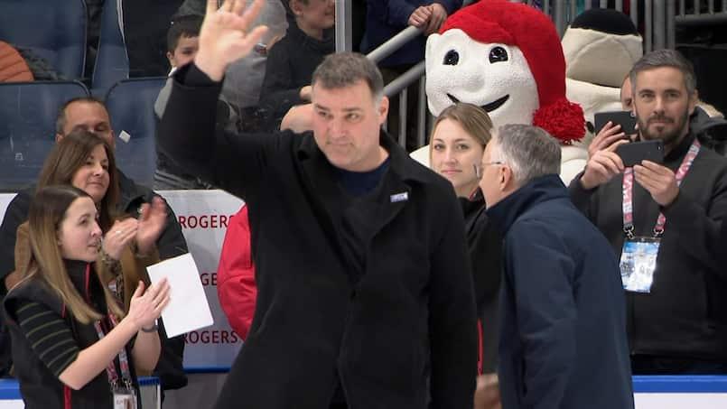 Un accueil poli pour Lindros à Québec