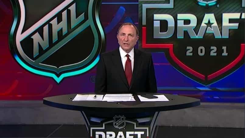 Gary Bettman félicite les Canadiens de Montréal