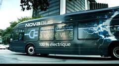 Trois-Rivières recevra ses premiers bus électriques sous peu
