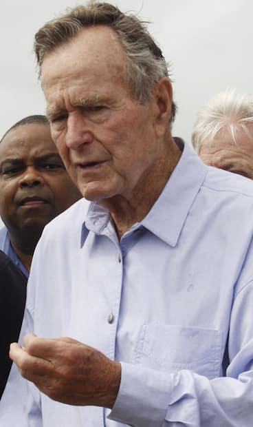 Image principale de l'article La lettre de Bush à Clinton devient virale
