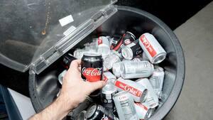Image principale de l'article On est sur le bord d'une pénurie de Coca-Cola