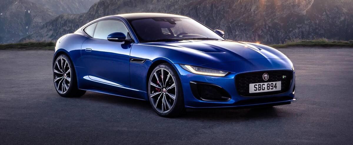 la jaguar ftype sera encore plus sexy pour 2021  jdm