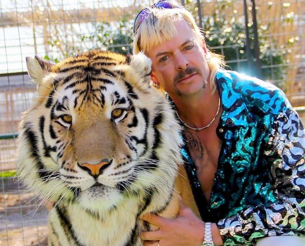 Image principale de l'article «Tiger King»: des éleveurs de tigres meurtriers