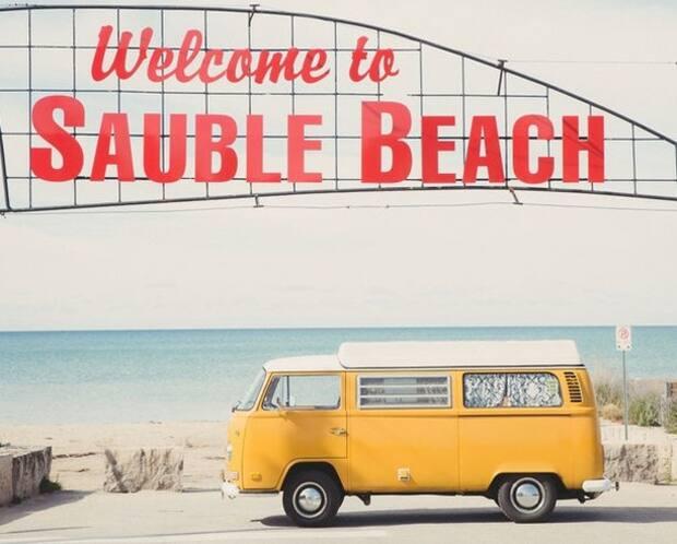 Image principale de l'article Un nouveau «beach motel» rétro en Ontario