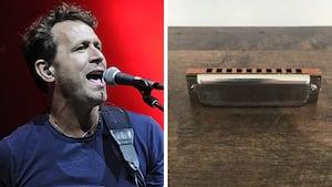 Image principale de l'article L'ancien harmonica de Kevin Parent à vendre