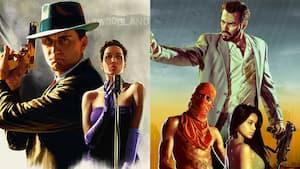 Image principale de l'article Des mises à jour pour L.A. Noire et Max Payne 3