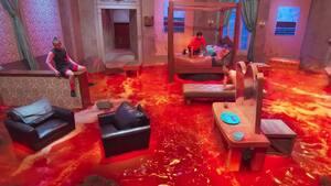 Image principale de l'article Floor is Lava: qu'est-ce qui est dans la lave?