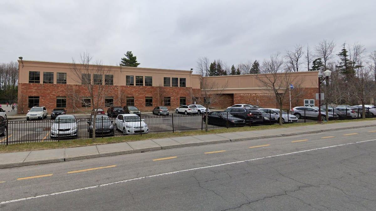Une école primaire de Blainville ferme aussi ses portes - TVA Nouvelles