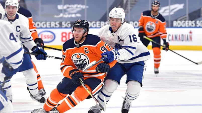 Pas de Matthews, pas de problème pour les Leafs