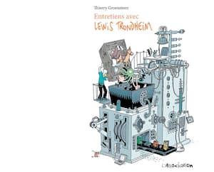 <em><strong>Entretiens avec Lewis Trondheim</strong></em><br>Thierry Groensteen, Lewis Trondheim<br> Éd. L'Association