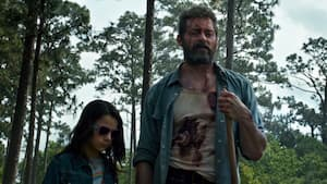 Hugh Jackman dans Logan