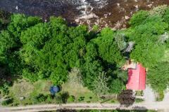 Saint-Raymond de Portneuf: chalet 4 saisons avec vue panoramique sur la rivière Sainte-Anne