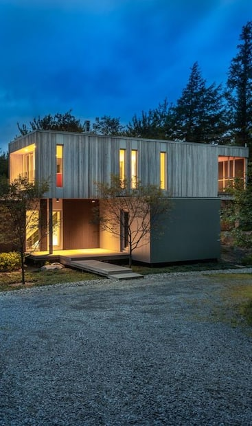 Image principale de l'article Une maison d'architecte à vendre pour 1 250 000$