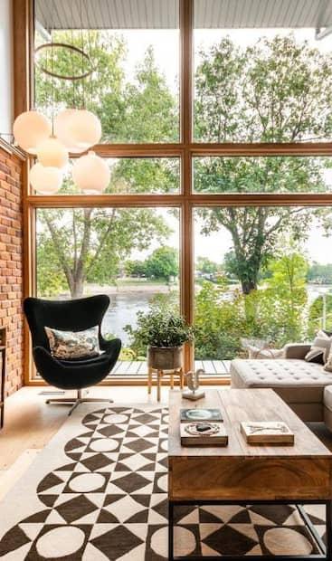 Image principale de l'article Une maison «mid century modern» pour 925 000$