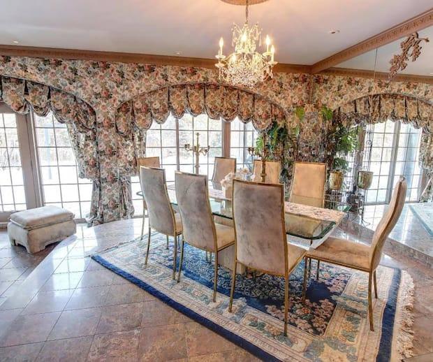 Image principale de l'article Michèle Richard vend sa somptueuse maison 875 000$