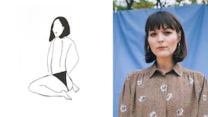 Image principale de l'article Mélanie des sœurs Boulay vend ses œuvres d'art