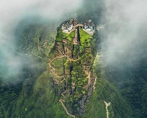 Image principale de l'article 9 incroyables édifices dans les montagnes