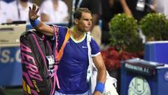 Omnium Banque Nationale: Rafael Nadal se retire
