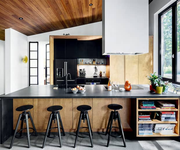 Image principale de l'article Une cuisine en pleine nature