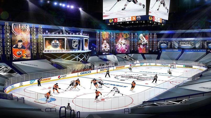 Le hockey comme vous ne l'avez jamais consommé