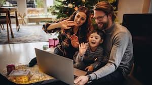 Image principale de l'article Trucs et astuces pour un temps des fêtes virtuel