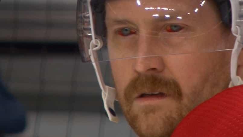 Les «yeux rouges» de Jeff Petry expliqués
