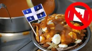 Image principale de l'article La poutine est québécoise et non canadienne