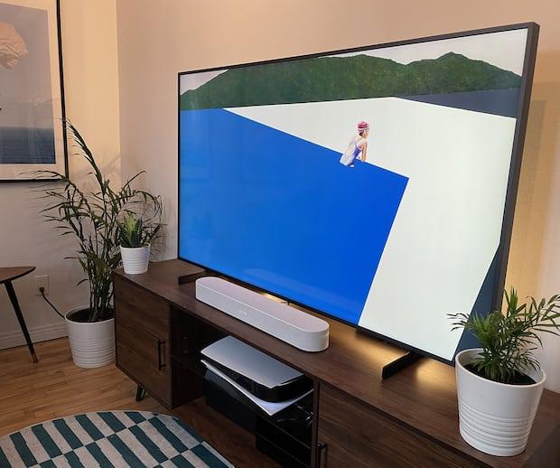 Image principale de l'article Essai du Samsung The Frame 2020: plus qu'un cadre
