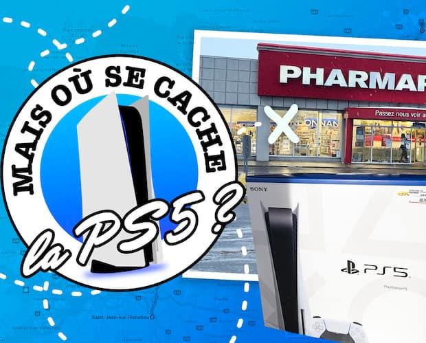 Image principale de l'article J'ai réussi à trouver et acheter une PS5