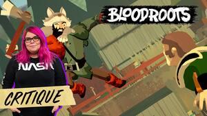 Image principale de l'article Bloodroots: un jeu violent, rapide et québécois!