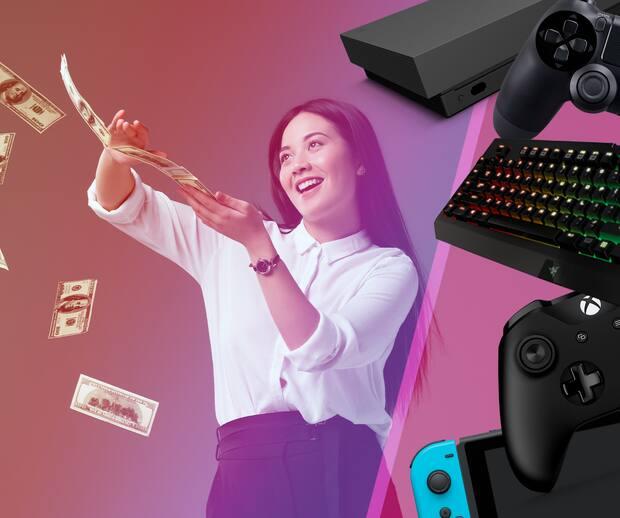 Image principale de l'article Voici les rabais de Sony, Nintendo et Microsoft