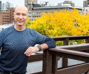 Le psychologue et auteur, Marc Pistorio.