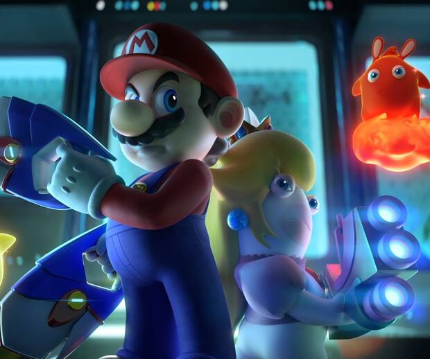 Image principale de l'article Avatar, Rainbow Six et Mario+Rabbids