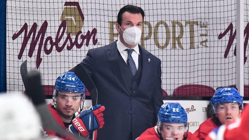 SÉRIES : Golden Knights vs Canadiens