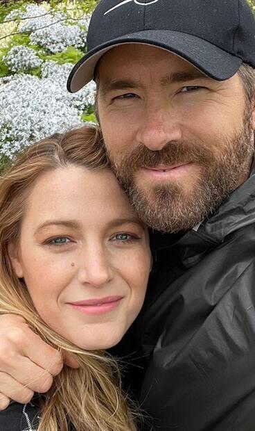 Image principale de l'article Ryan Reynolds fait une blague de sexe à son épouse