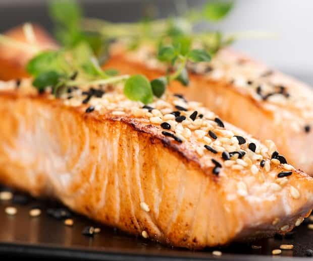 Image principale de l'article Voici les 3 recettes de saumon cuisinées à SB