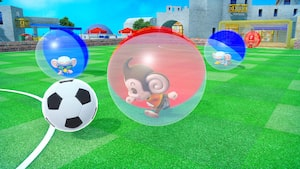 Super Monkey Ball Banana Mania, annoncé pour la Switch, est l'un de ces jeux non violents.
