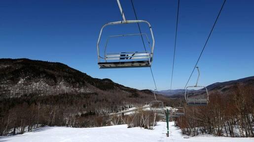 COVID-19: saison terminée dans les stations de ski