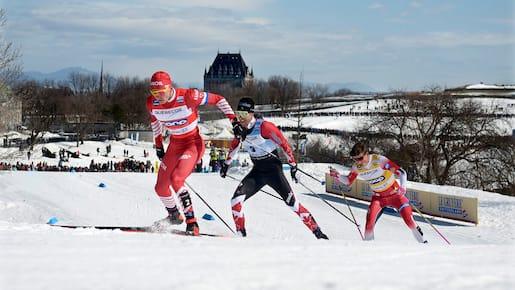 Coronavirus: la Coupe du monde de ski de fond de Québec résiste... pour l'instant