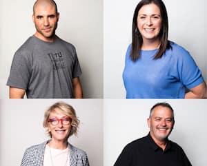 Image principale de l'article Voici les 4 participants de Si on s'aimait