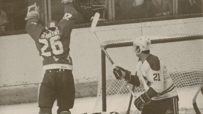 Serie Canadiens-Nordiques 1985
