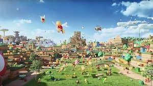 Image principale de l'article Le parc sera comme «un jeu vidéo grandeur nature»