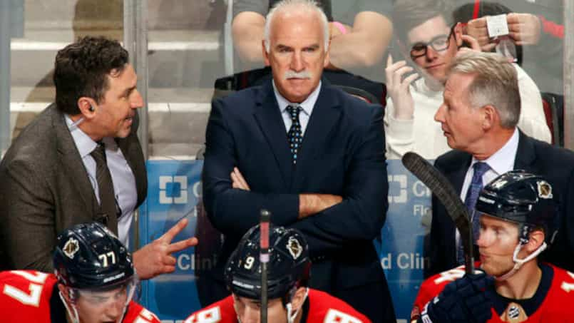 Panthers: altercation physique joueur-entraîneur?