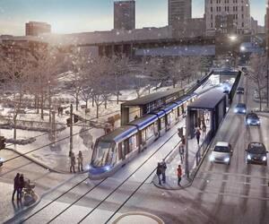 Daniel Genest, directeur du Bureau de projet, a admis jeudi que le tracé du tramway pourrait être amputé.