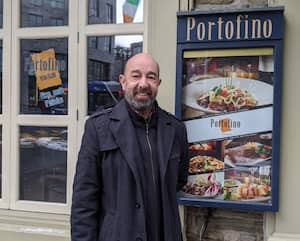 François Petit, du Portofino, estime que les restaurateurs méritent des excuses du gouvernement du Québec.