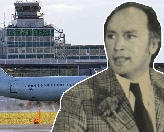 Image principale de l'article Faut-il renommer l'aéroport Pierre-Elliot-Trudeau?